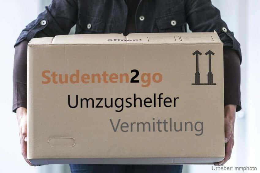 Studenten2go-Umzugshelfer-Vermittlung-München Lochhausen München