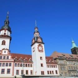 Rathaus Chemnitz