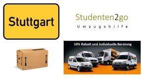 Rund um sorglos Umzugshilfe Paket für Stuttgart und Umgebung