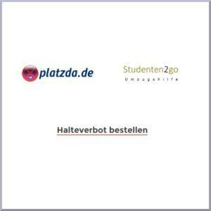 platzda, studenten2go, halteverbotszone