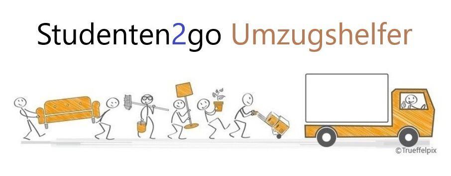 Studenten2go Umzugshelfer Kontaktseite